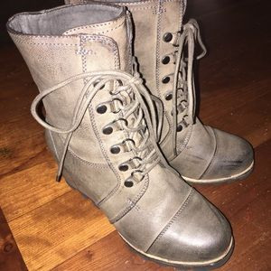 💥Price Firm💥Wedge Boot - Super Comfy